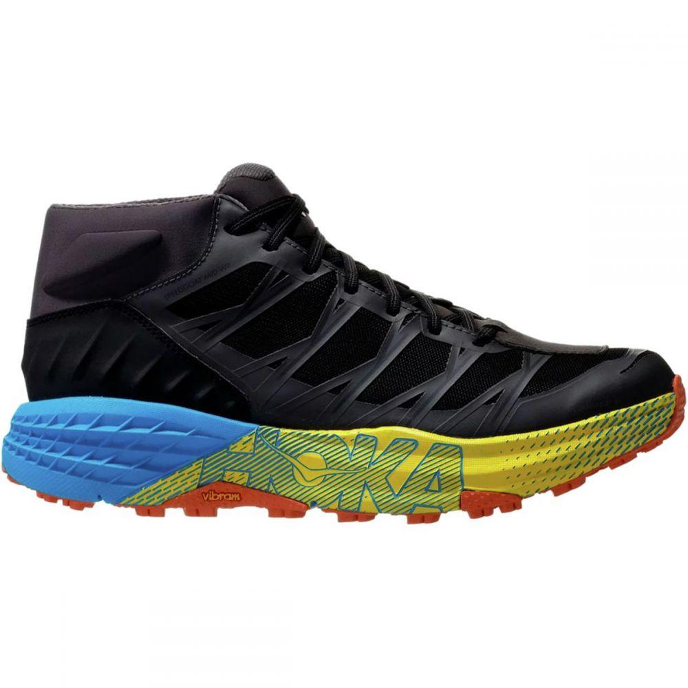 ホカ オネオネ HOKA ONE ONE メンズ ランニング・ウォーキング シューズ・靴【Speedgoat Mid WP Trail Run Shoes】Pavement/Phantom