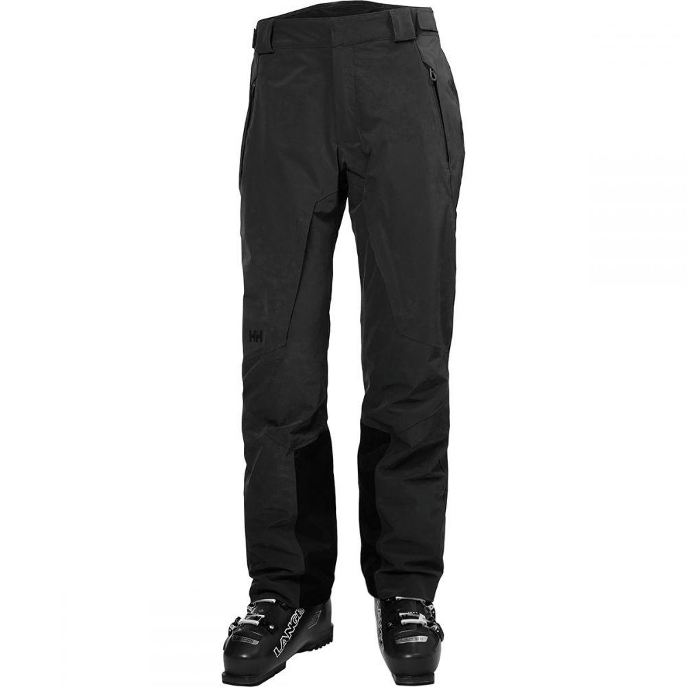 ヘリーハンセン Helly Hansen メンズ スキー・スノーボード ボトムス・パンツ【Icon Pants】Black