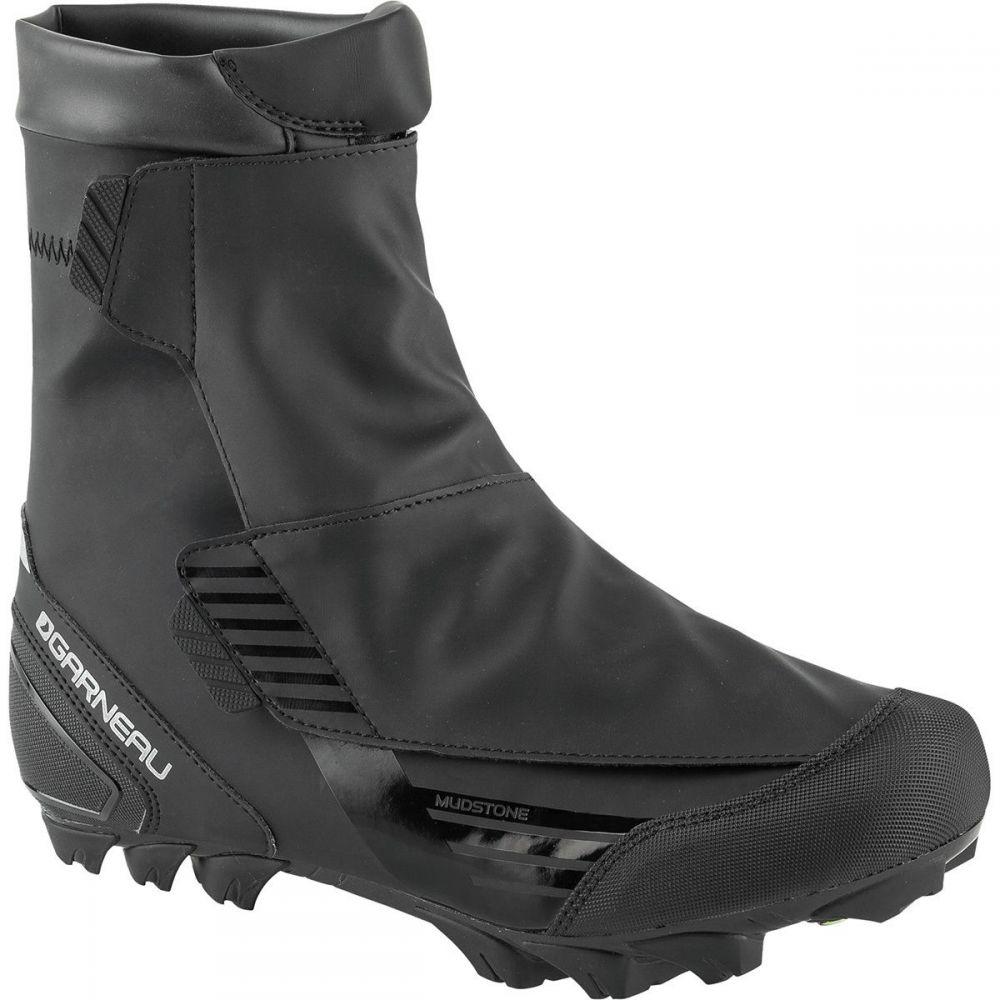 ルイガノ Louis Garneau メンズ 自転車 シューズ・靴【Mudstone Mountain Bike Shoes】Black