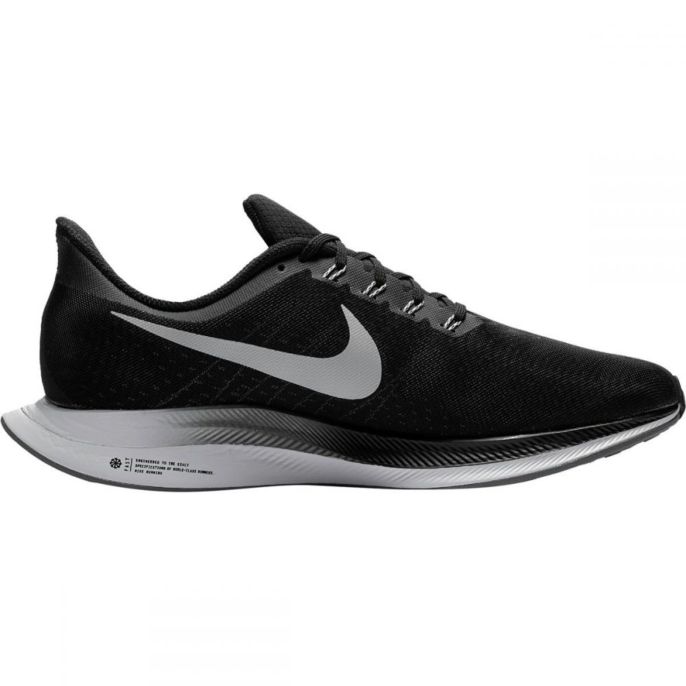 ナイキ Nike メンズ ランニング・ウォーキング シューズ・靴【Zoom Pegasus 35 Turbo Running Shoes】Black/Vast Grey-oil Grey-gunsmoke