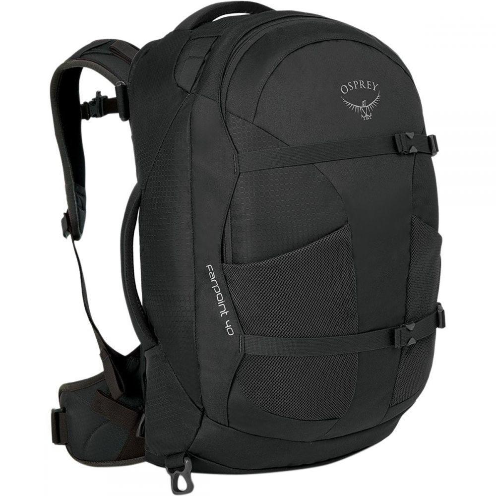 オスプレー Osprey Packs メンズ バッグ バックパック・リュック【Farpoint 40L Backpacks】Volcanic Grey