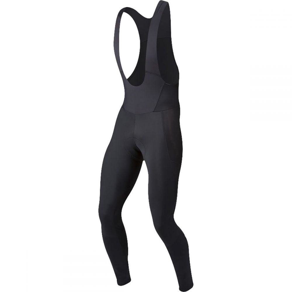 パールイズミ Pearl Izumi メンズ 自転車 ボトムス・パンツ【Elite Escape AmFib Cycling Bib Tights】Black/Screaming Yellow