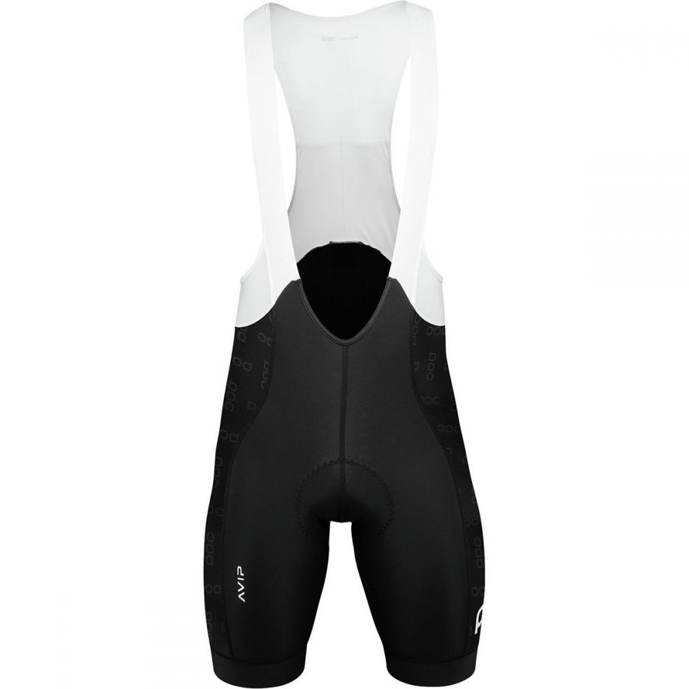 ピーオーシー POC メンズ 自転車 ボトムス・パンツ【Avip Ceramic VPDS Bib Shorts】Uranium Black