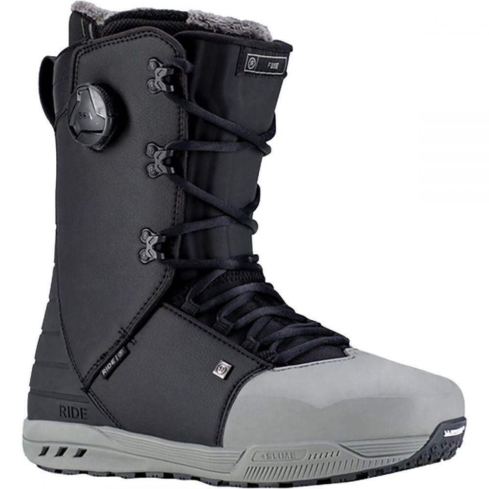 ライド Ride メンズ スキー・スノーボード シューズ・靴【Fuse Boa Snowboard Boots】Black