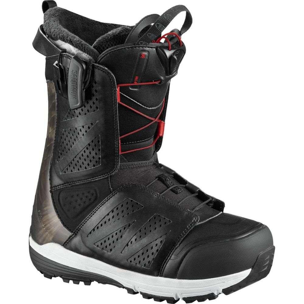 サロモン Salomon Snowboards メンズ スキー・スノーボード シューズ・靴【Hi Fi Snowboard Boot - Wides】Black