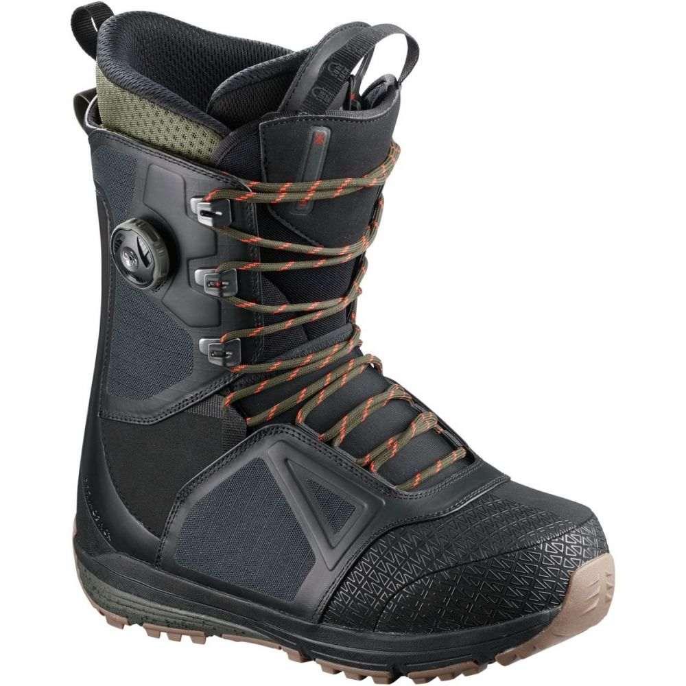 サロモン Salomon Snowboards メンズ スキー・スノーボード シューズ・靴【Lo Fi Snowboard Boots】Black
