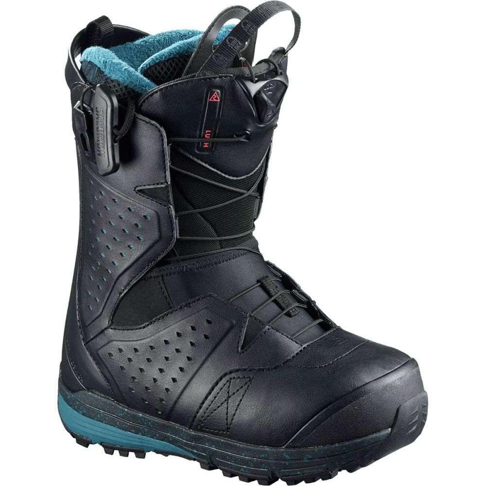 サロモン Salomon Snowboards レディース スキー・スノーボード シューズ・靴【Lush Snowboard Boot】Black