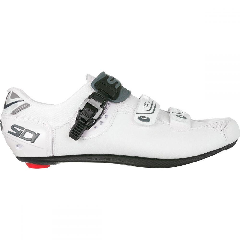 シディー Sidi メンズ 自転車 シューズ・靴【Genius 7 Carbon Shoes】Shadow White