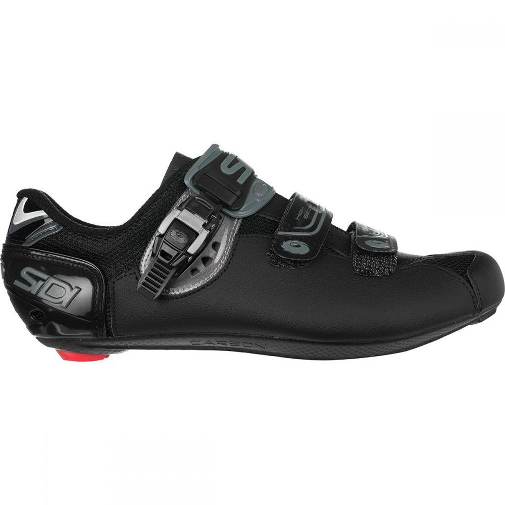 シディー Sidi メンズ 自転車 シューズ・靴【Genius 7 Carbon Mega Shoes】Shadow Black