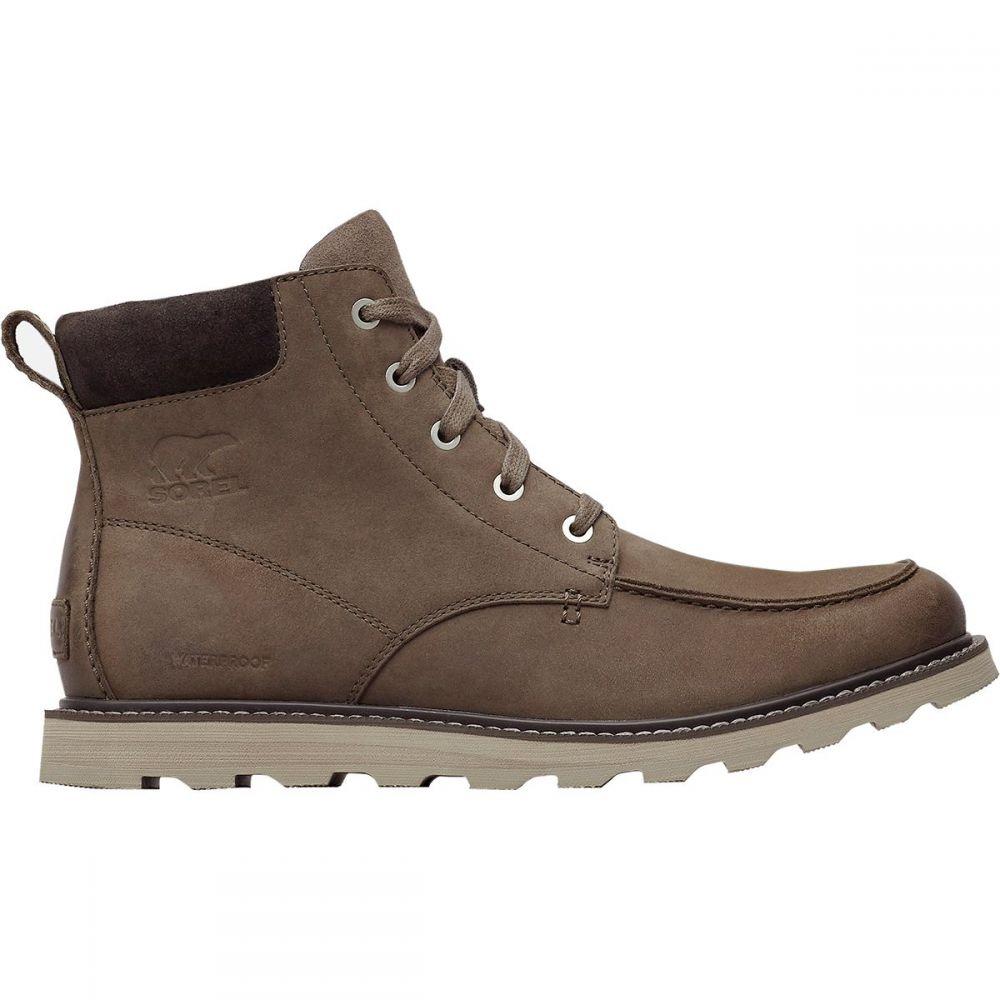 ソレル Sorel メンズ シューズ・靴 ブーツ【Madson Moc Toe Waterproof Boots】Major/Buffalo