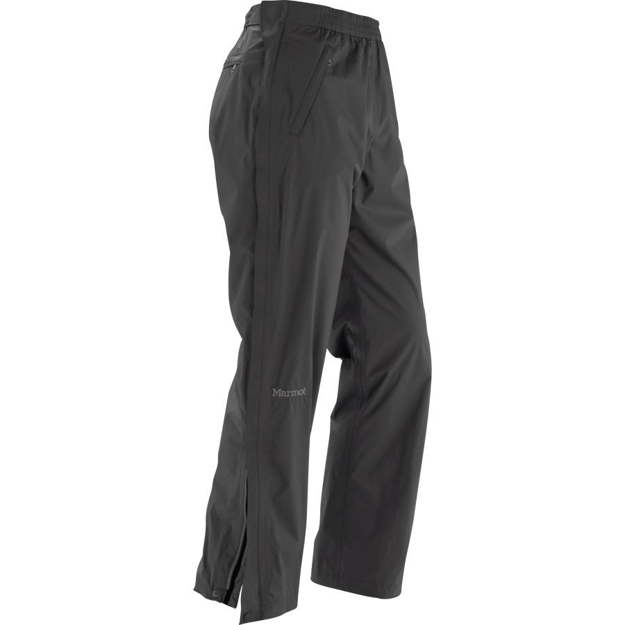 マーモット Marmot メンズ ボトムス レインパンツ【PreCip Full-Zip Pant】Slate Grey
