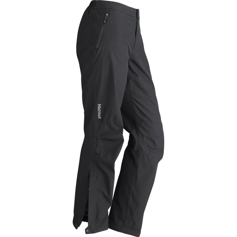 マーモット Marmot レディース ボトムス レインパンツ【Minimalist Pant】Black