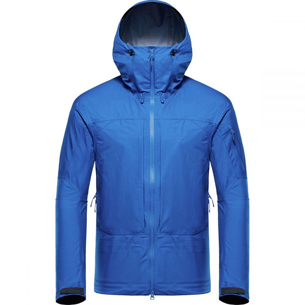 ブラックヤク BLACKYAK メンズ スキー・スノーボード アウター【Brangus Jackets】Snorkel Blue