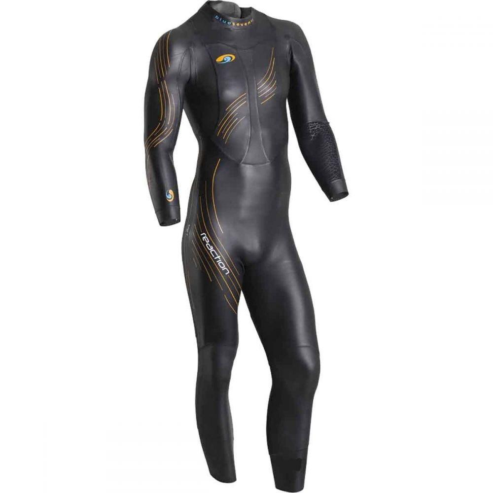 ブルーセブンティ Blueseventy メンズ トライアスロン トップス【Thermal Reaction Full Suits】Black