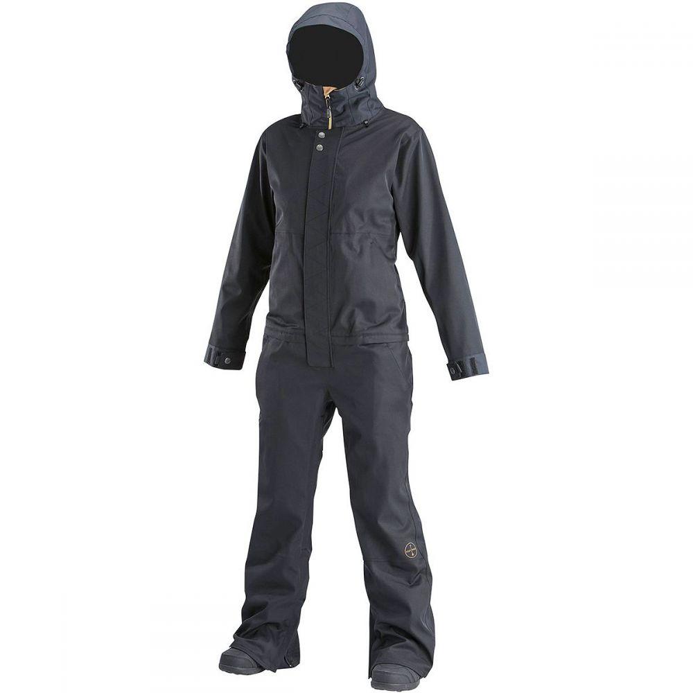 エアブラスター Airblaster レディース スキー・スノーボード アウター【Freedom Suit】Black