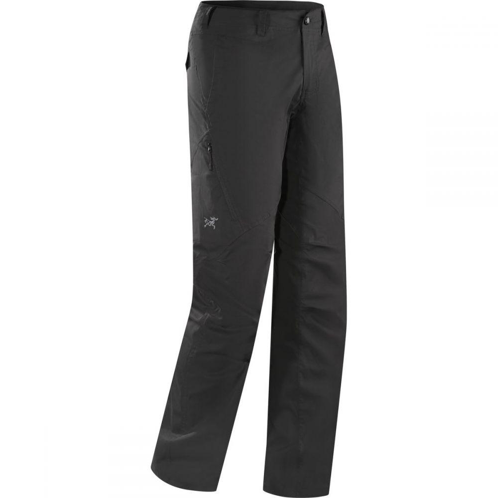 アークテリクス Arc'teryx メンズ ハイキング・登山 ボトムス・パンツ【Stowe Pants】Black