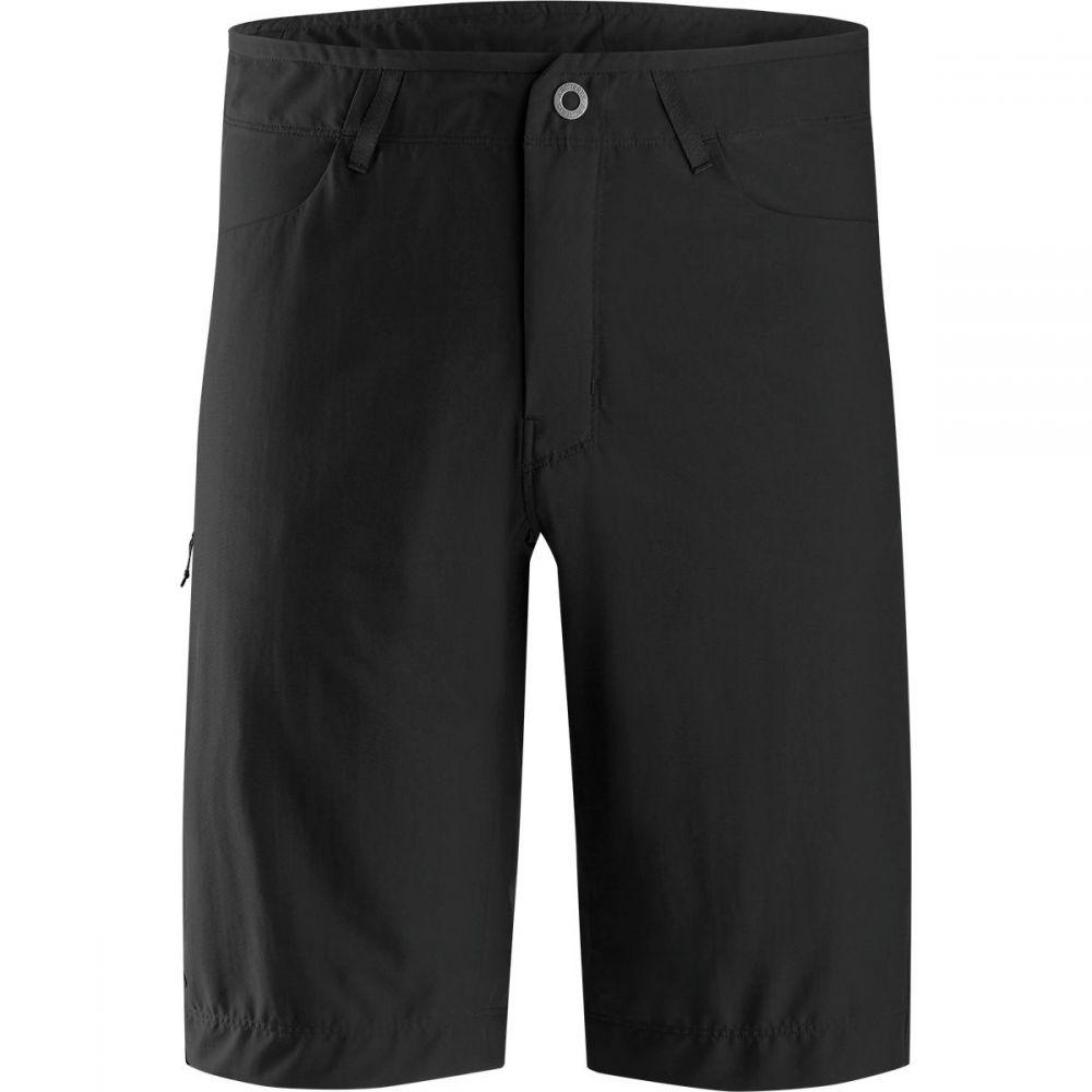アークテリクス Arc'teryx メンズ ハイキング・登山 ボトムス・パンツ【Creston Shorts】Black