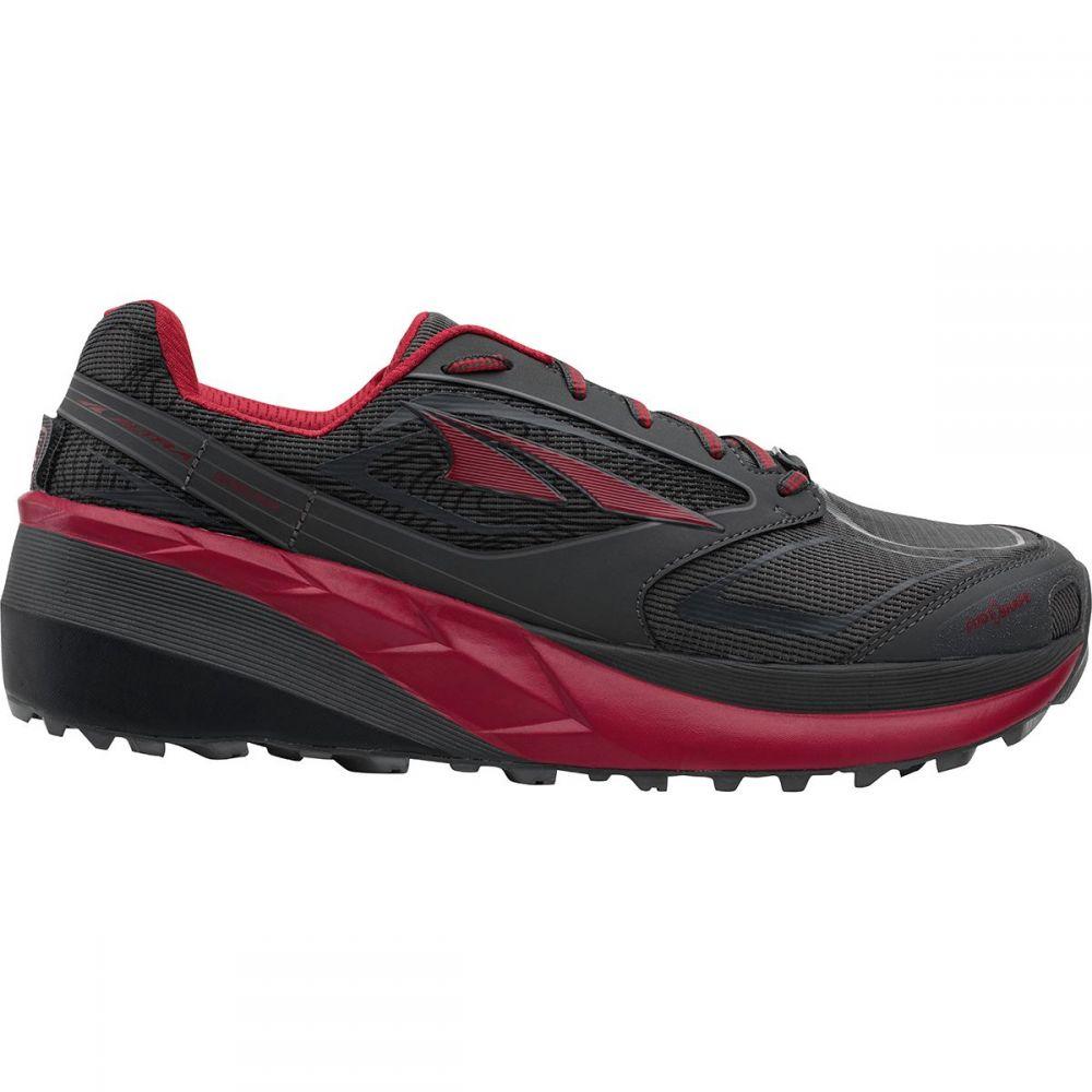 アルトラ Altra メンズ ランニング・ウォーキング シューズ・靴【Olympus 3.0 Trail Running Shoes】Gray