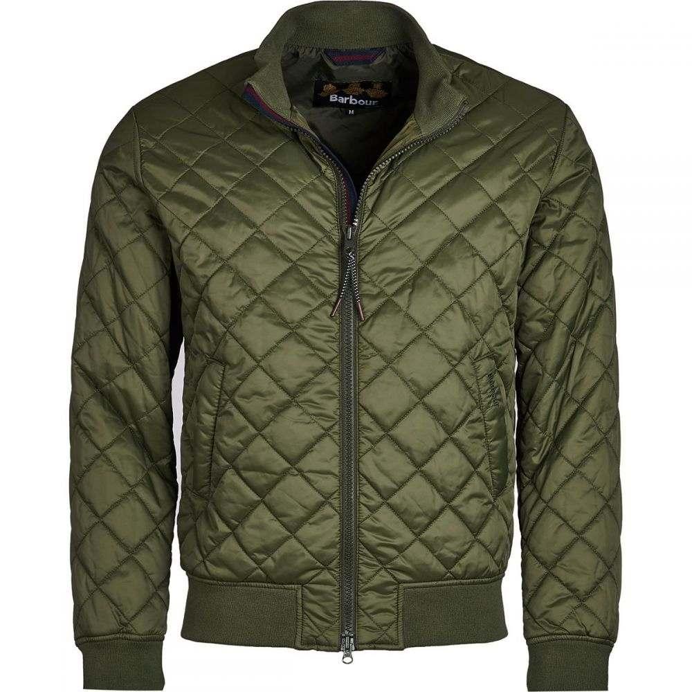 バーブァー Barbour メンズ アウター ジャケット【Blotter Quilt Jackets】Olive