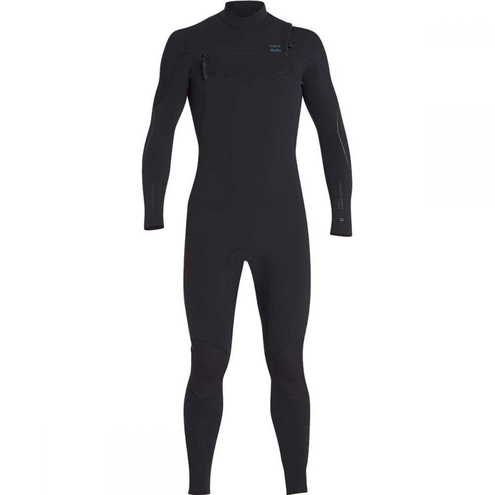 ビラボン Billabong メンズ 水着・ビーチウェア ウェットスーツ【3/2 Furnace Carbon Comp Chest Zip Full Wetsuits】Black