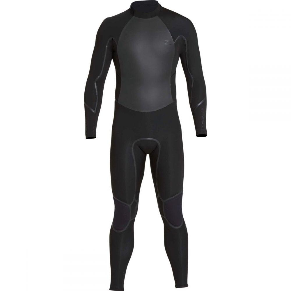 ビラボン Billabong メンズ 水着・ビーチウェア ウェットスーツ【3/2mm Furnace Absolute X Back Zip Full Wetsuits】Black
