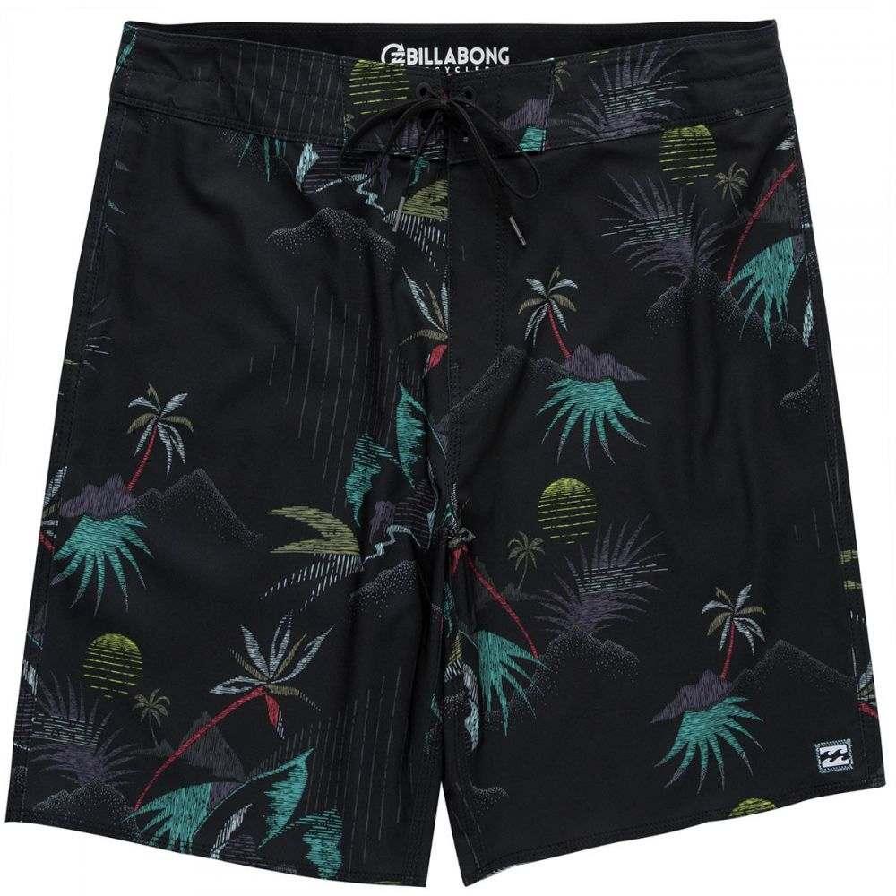 ビラボン Billabong メンズ 水着・ビーチウェア 海パン【Sundays Pro Board Shorts】Black