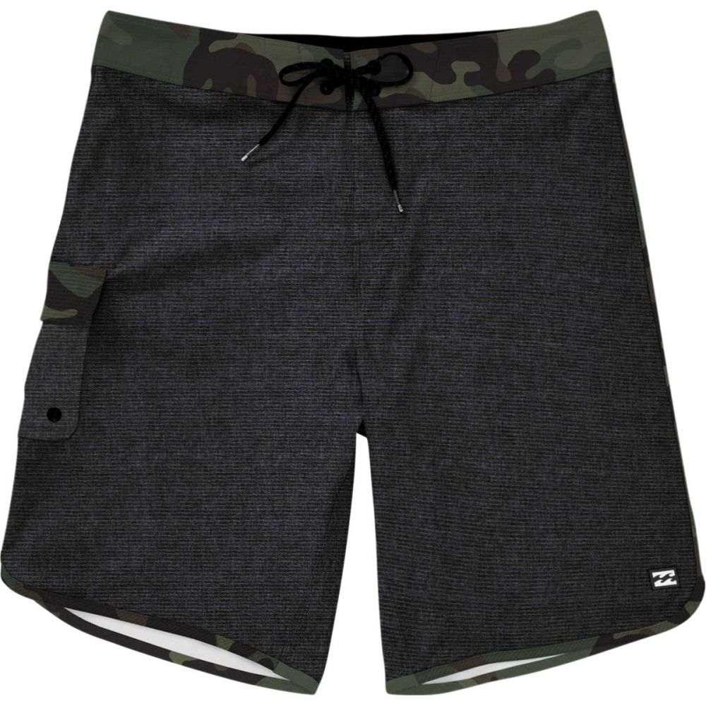 ビラボン Billabong メンズ 水着・ビーチウェア 海パン【73 Pro Board Shorts】Black