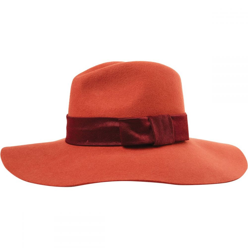 ブリクストン Brixton レディース 帽子【Piper Hat】Henna