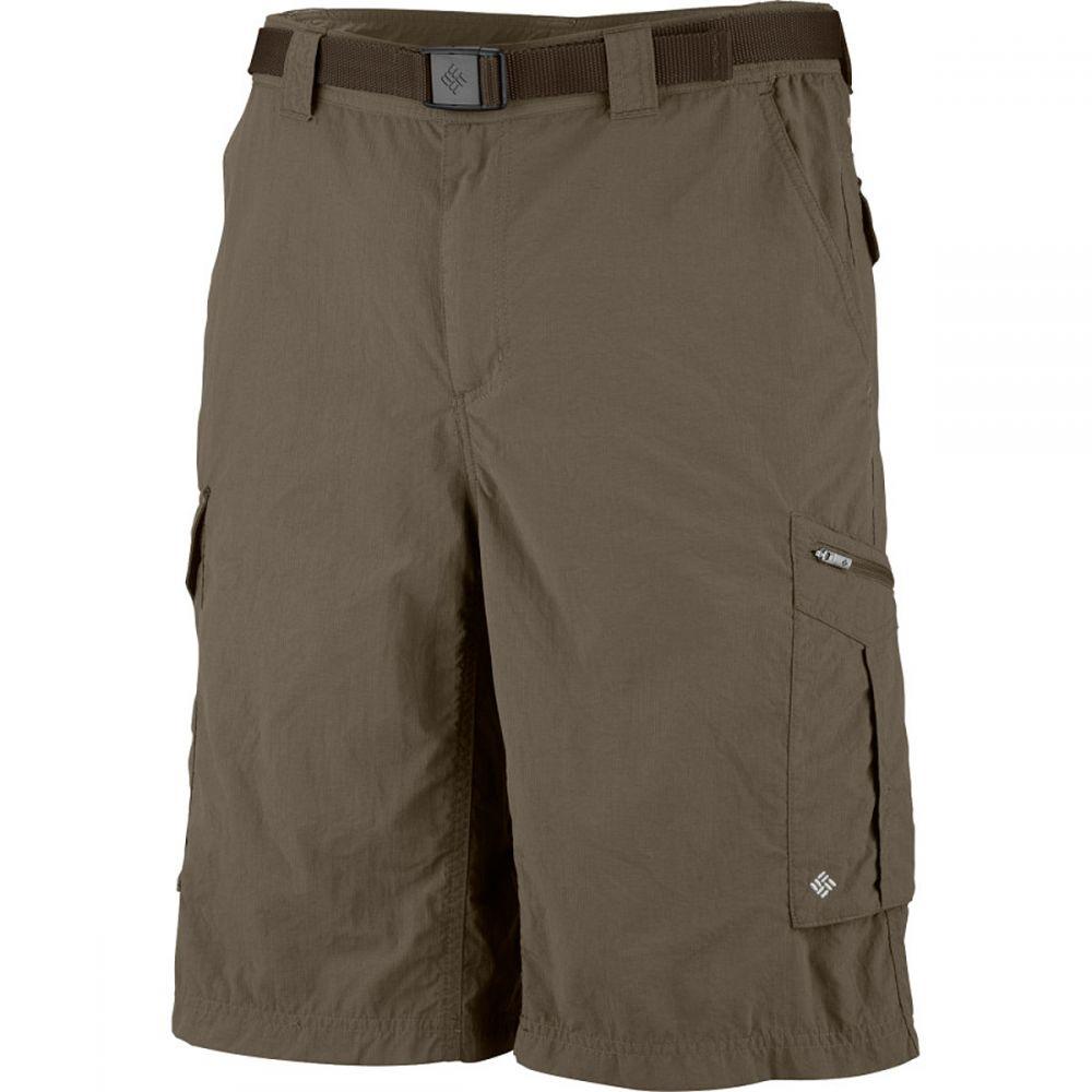 肌触りがいい コロンビア Columbia Shorts】Tusk メンズ ハイキング・登山 ボトムス Cargo・パンツ【Silver Columbia Ridge Cargo Shorts】Tusk, 阿波郡:ce813492 --- bibliahebraica.com.br