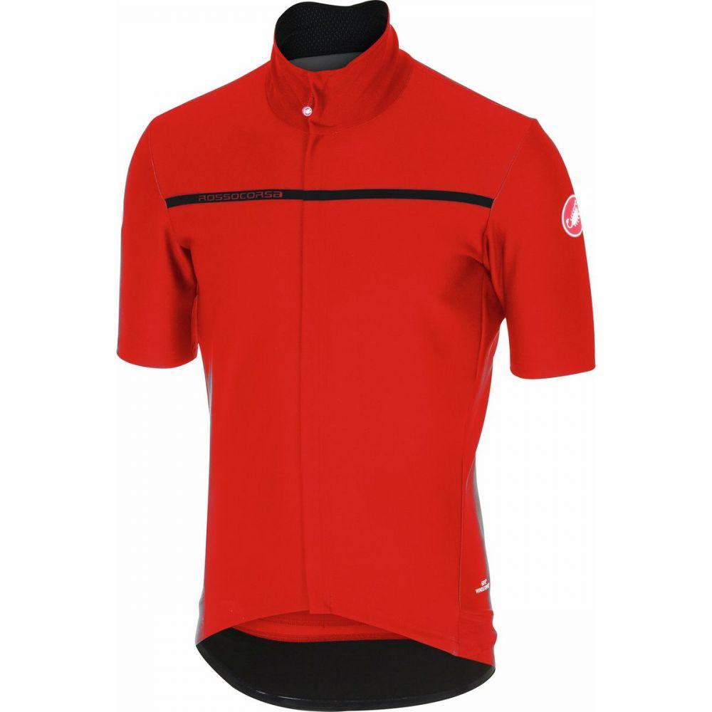 カステリ Castelli メンズ ランニング・ウォーキング トップス【Gabba 3 Jerseys】Red