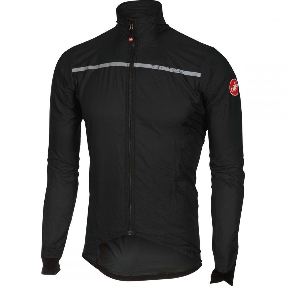 カステリ Castelli メンズ 自転車 アウター【Superleggera Jackets】Black
