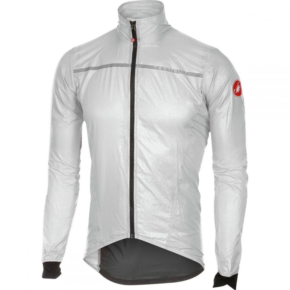 カステリ Castelli メンズ 自転車 アウター【Superleggera Jackets】White