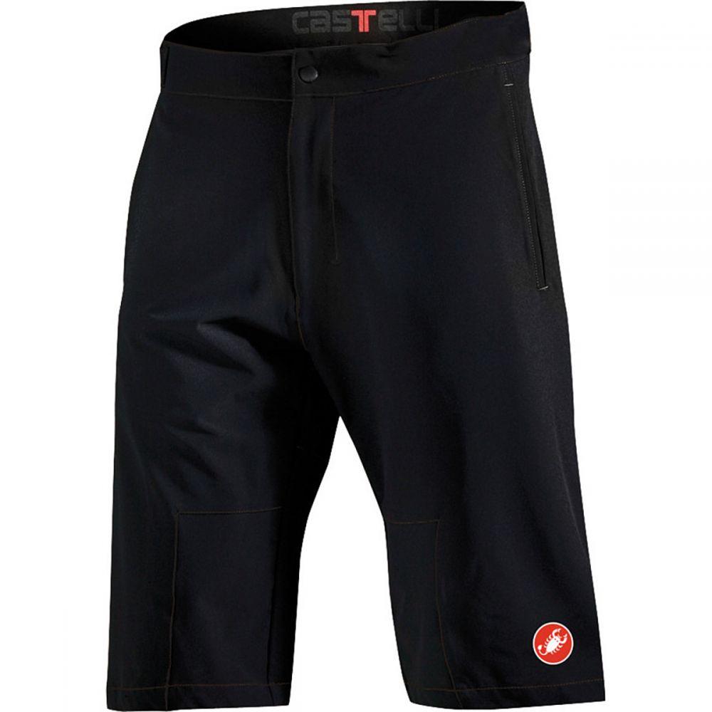 カステリ Castelli メンズ 自転車 ボトムス・パンツ【Libero Shorts】Black