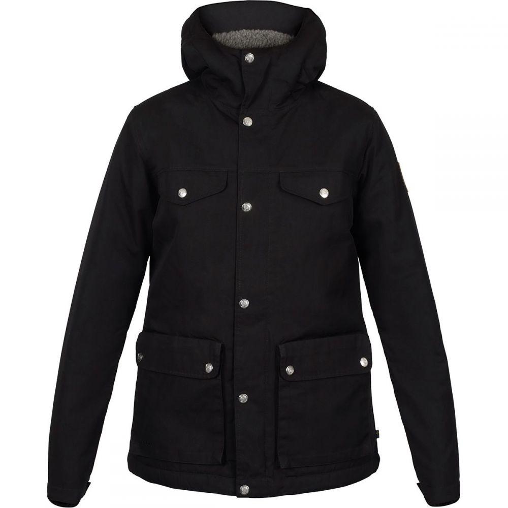 フェールラーベン Fjallraven レディース アウター ジャケット【Greenland Winter Jacket】Black