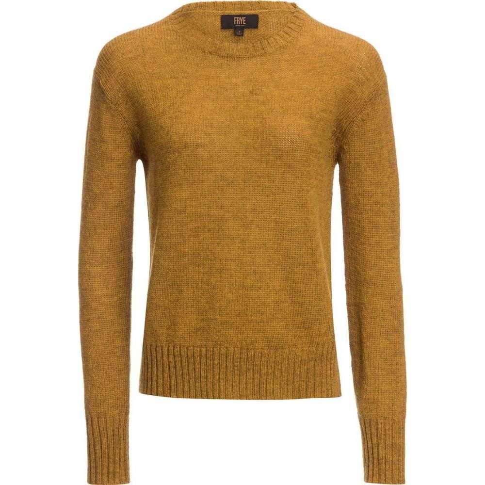 フライ Frye レディース トップス ニット・セーター【Morgan Long - Sleeve Crew - Neck Sweater】Swede