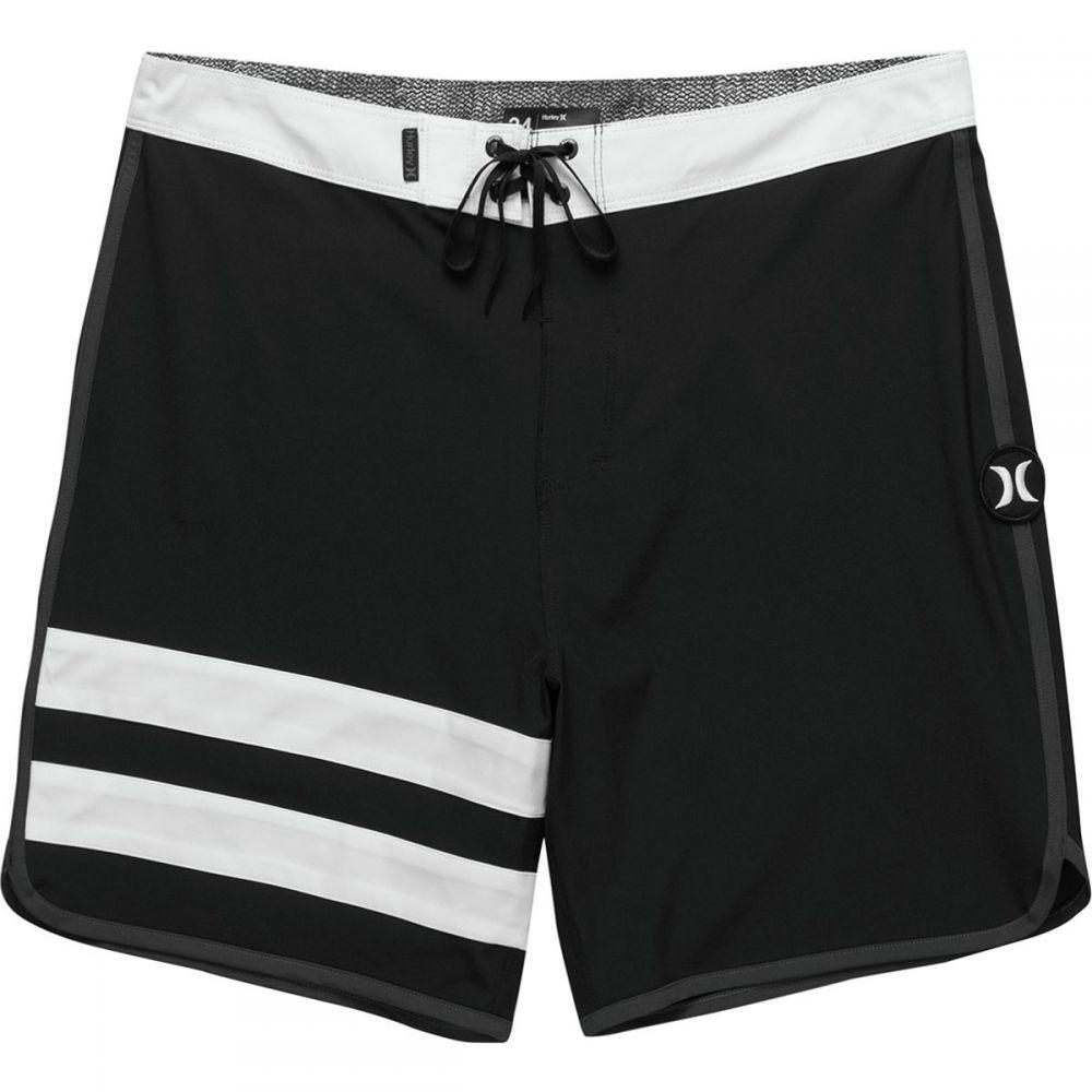ハーレー Hurley メンズ 水着・ビーチウェア 海パン【Phantom Block Party Solid Board Shorts】Black