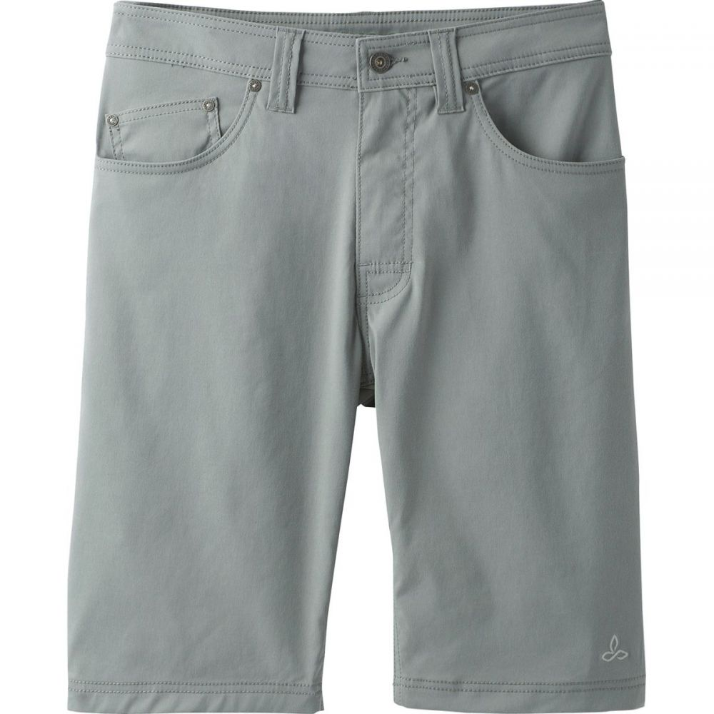 プラーナ Prana メンズ ハイキング・登山 ボトムス・パンツ【Brion Shorts】Aloe