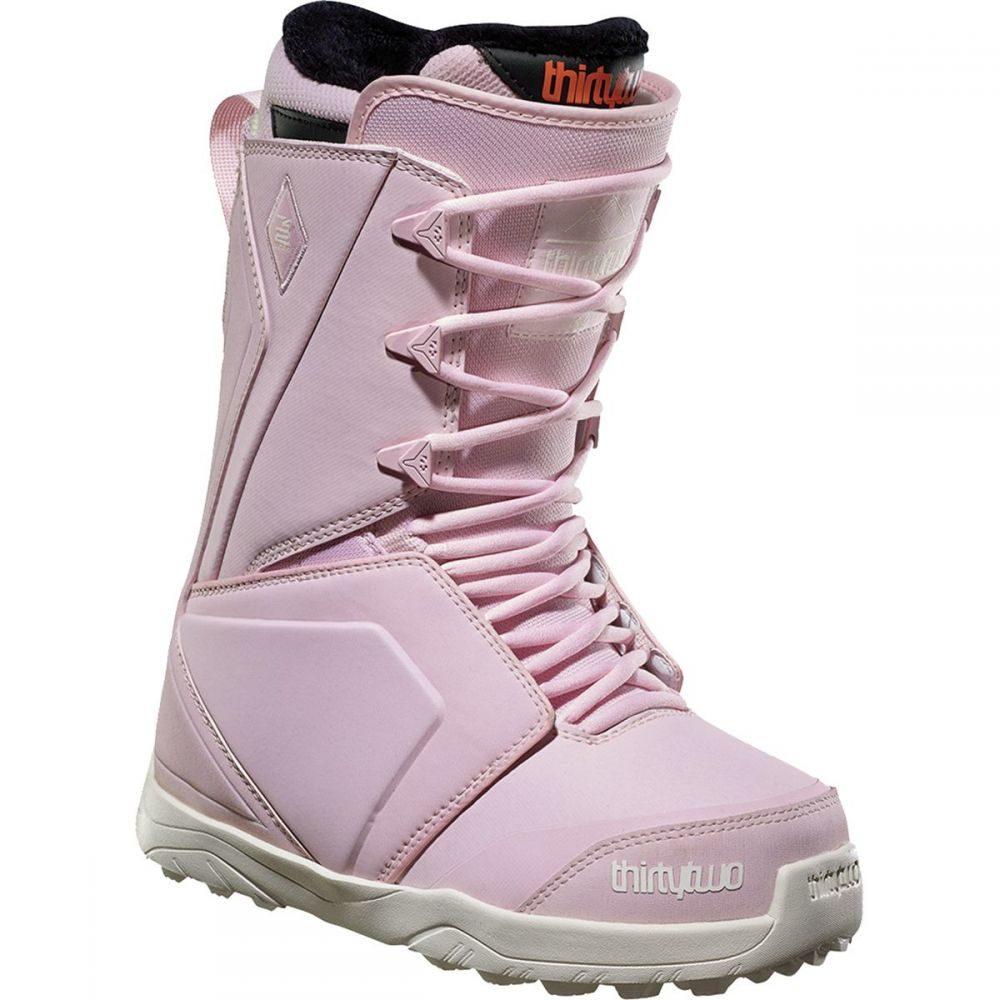 サーティーツー ThirtyTwo レディース スキー・スノーボード シューズ・靴【Lashed Snowboard Boot】Pink
