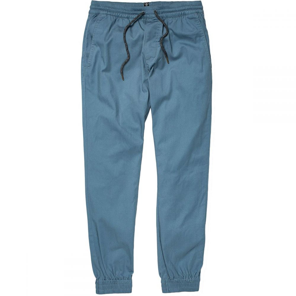 ボルコム Volcom メンズ ボトムス・パンツ ジョガーパンツ【Frickin Modern Tapered Jogger Pants】Blue