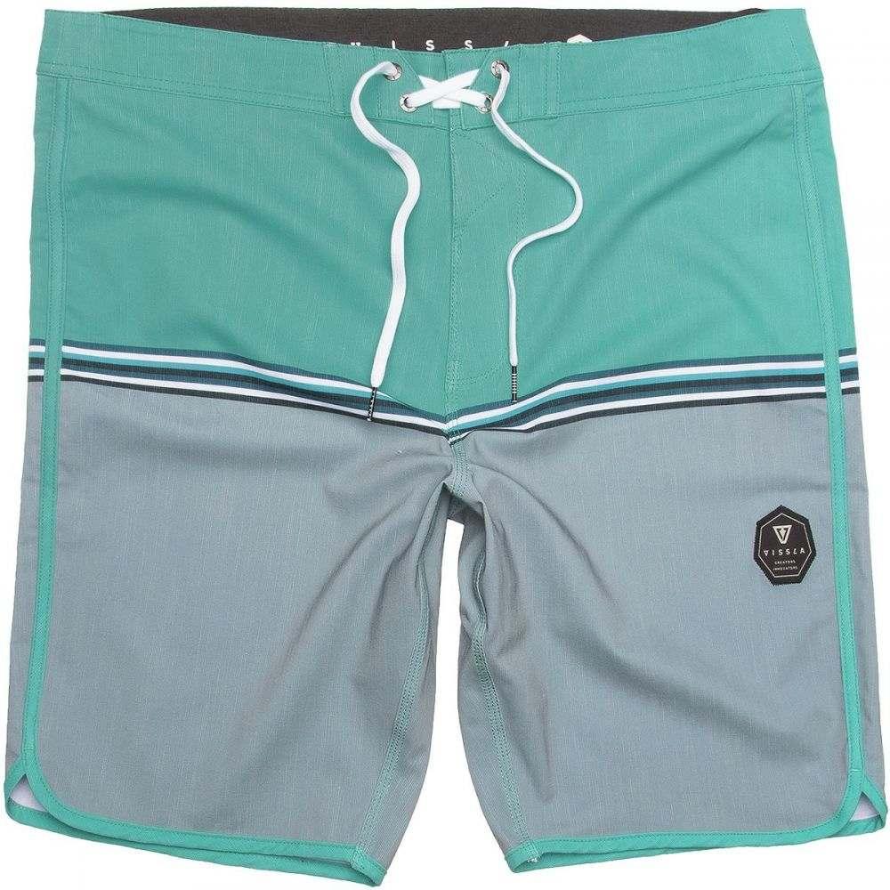 ヴィスラ Vissla メンズ 水着・ビーチウェア 海パン【Dredges Board Shorts】Jade