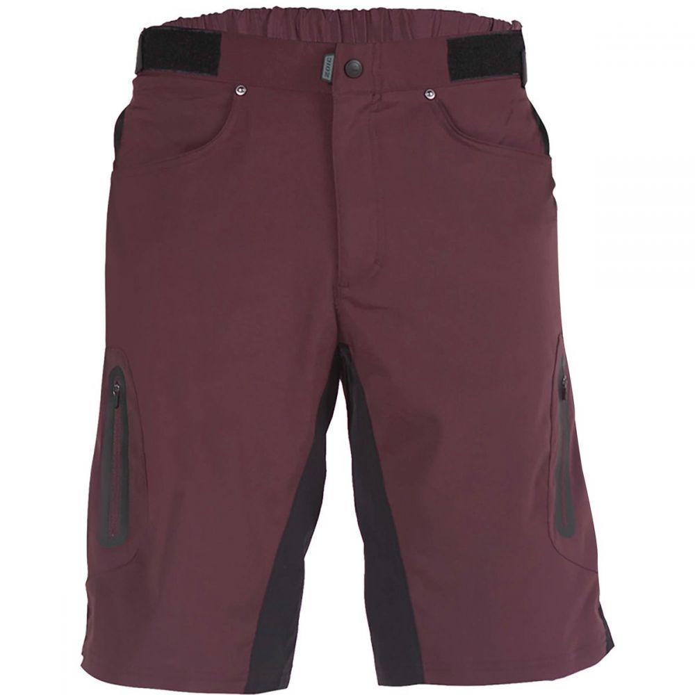ゾイック ZOIC メンズ 自転車 ボトムス・パンツ【Ether Shorts + Essential Liners】Vino