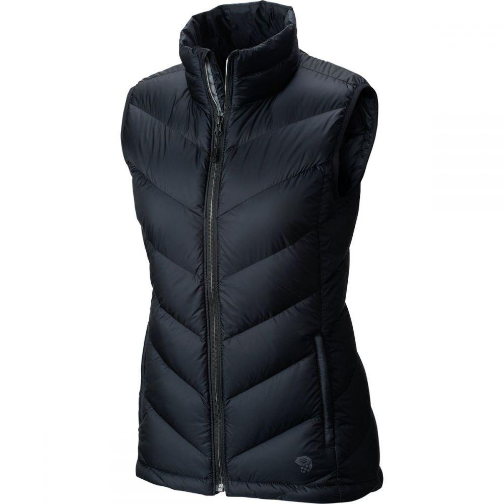 マウンテンハードウェア Mountain Hardwear レディース トップス ベスト・ジレ【Ratio Down Vest】Black