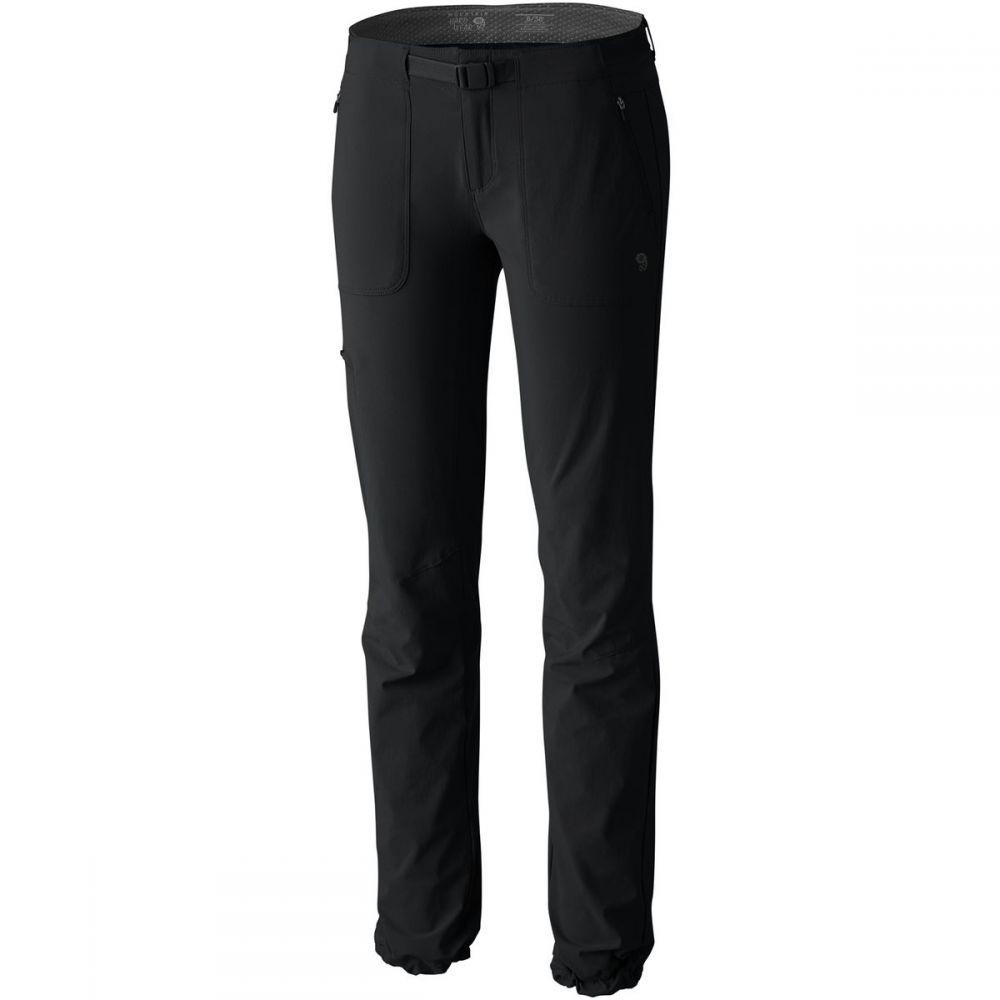 マウンテンハードウェア Mountain Hardwear レディース ハイキング・登山 ボトムス・パンツ【Chockstone Hike Pant】Black