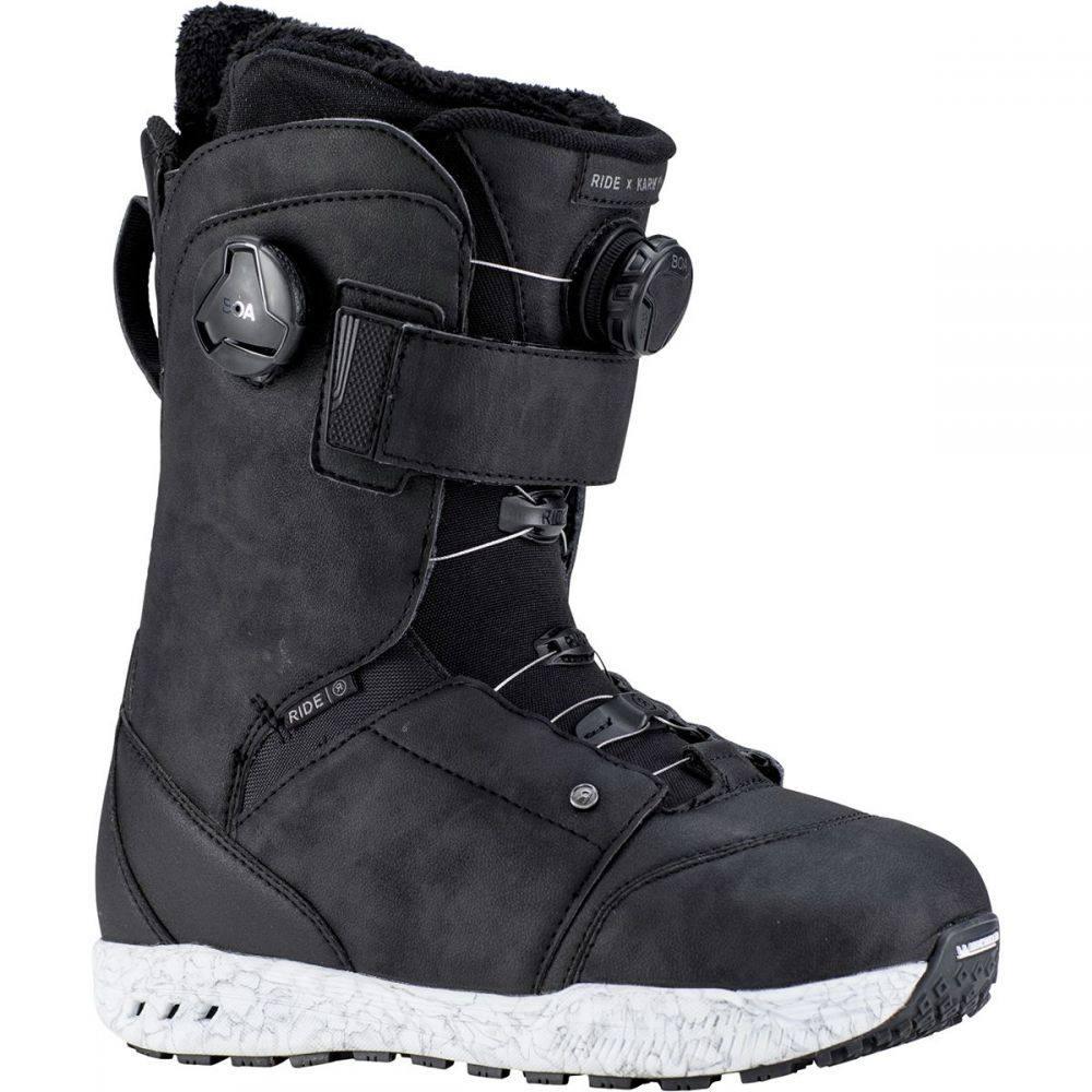 ライド Ride レディース スキー・スノーボード シューズ・靴【Karmyn Boa Snowboard Boot】Black