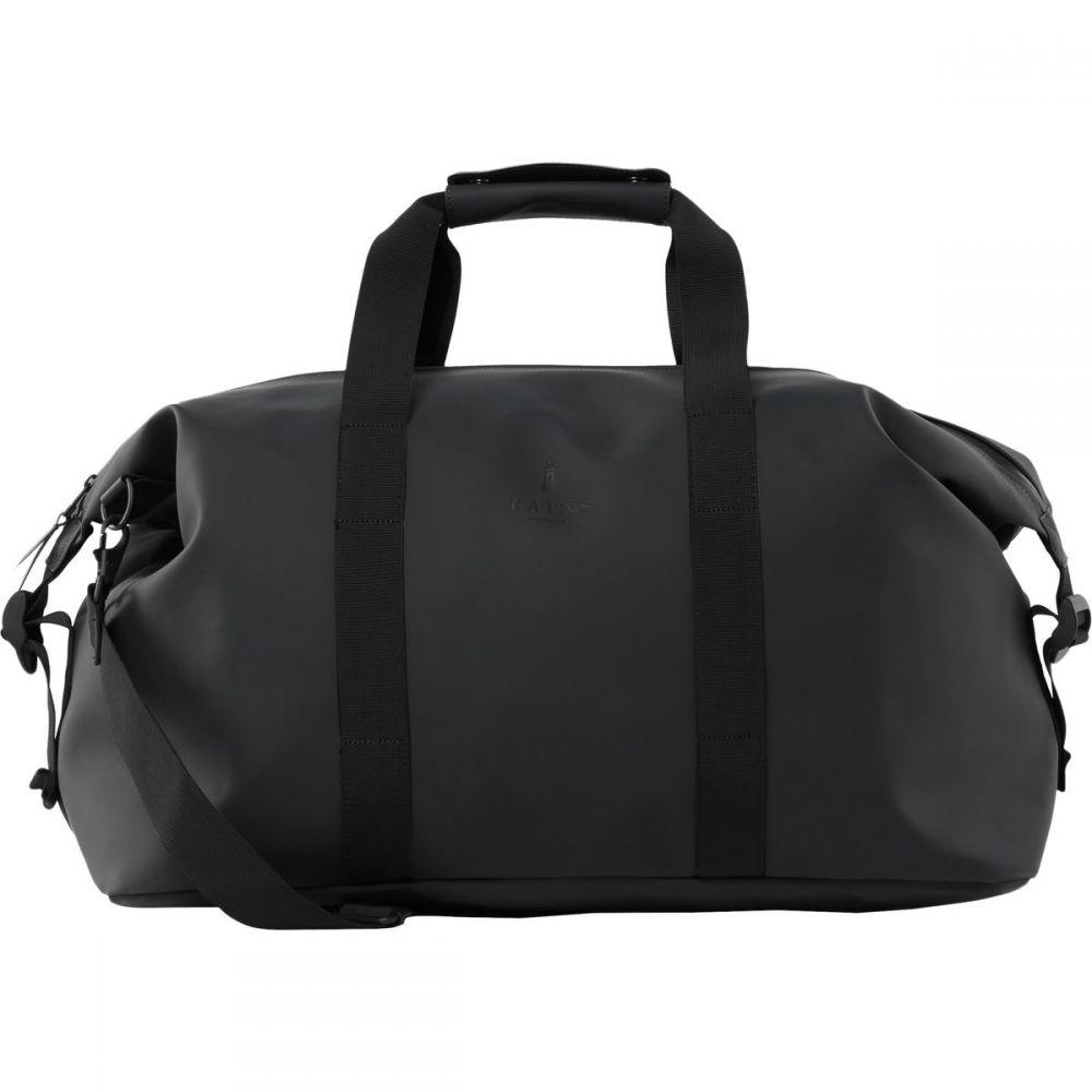 レインズ Rains レディース バッグ ボストンバッグ・ダッフルバッグ【Weekend Duffel Bag】Black