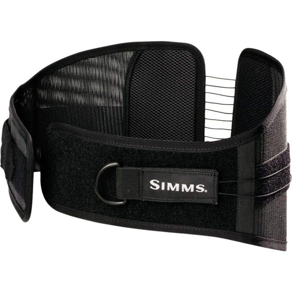 シムズ Simms メンズ 釣り・フィッシング【Backmagic Wading Belts】Black