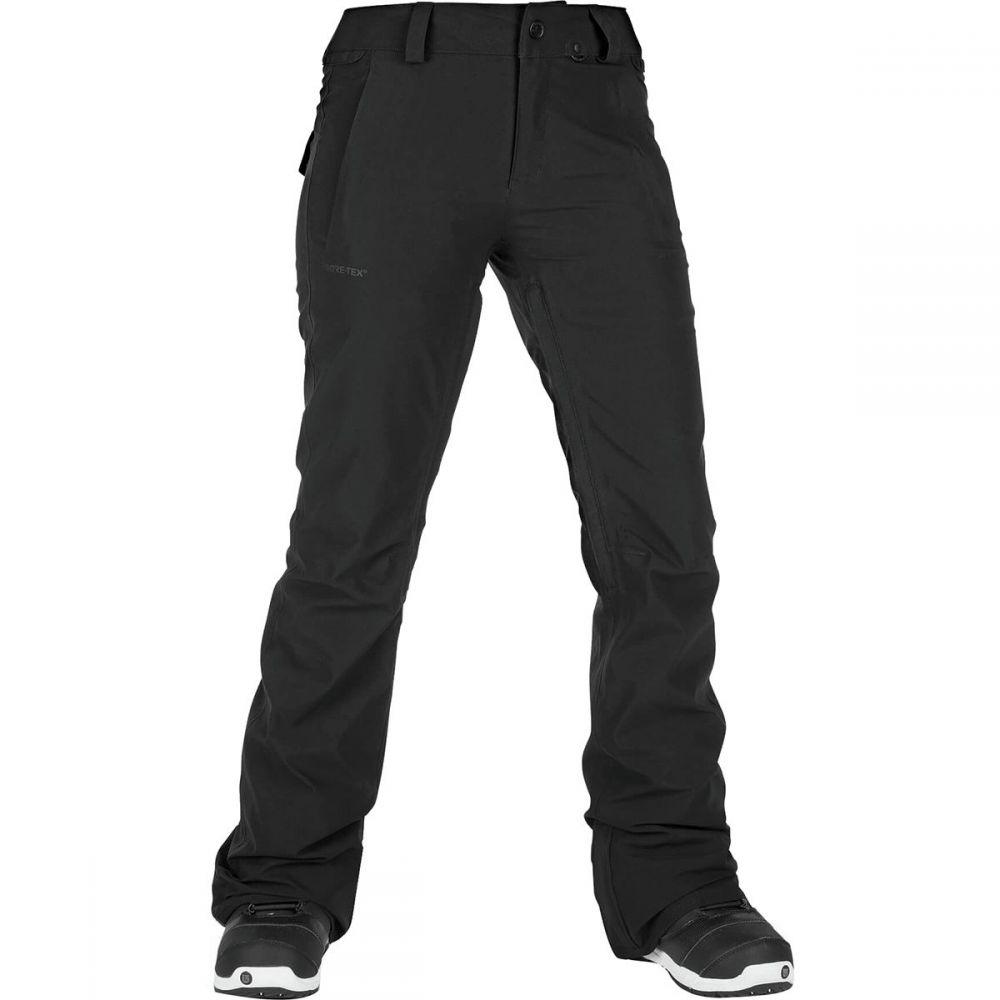 ボルコム Volcom レディース スキー・スノーボード ボトムス・パンツ【Flor Stretch Gore Pant】Black