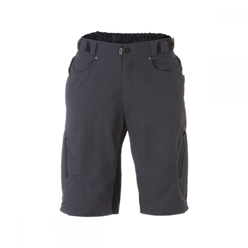 ゾイック ZOIC メンズ 自転車 ボトムス・パンツ【Ether Shorts + Essential Liners】Shadow