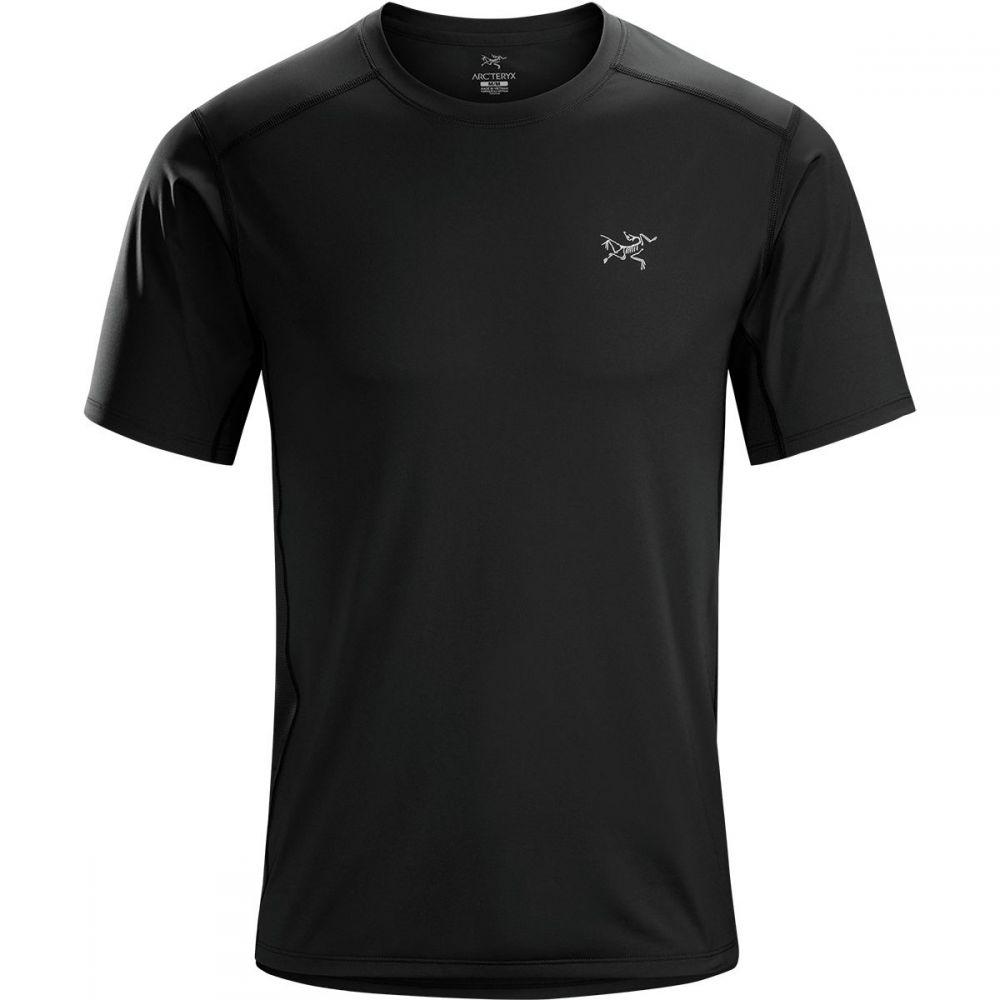 アークテリクス Arc'teryx メンズ トップス【Ether Crew Shirts】Black III