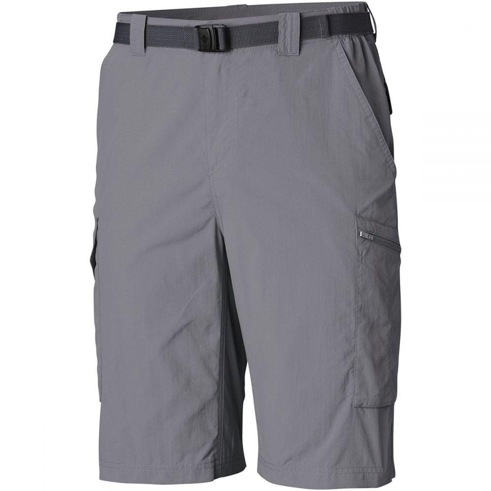コロンビア Columbia メンズ ハイキング・登山 ボトムス・パンツ【Silver Ridge Cargo Shorts】Cool Grey
